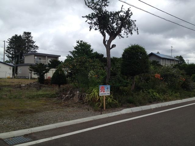 池田町字高島61-25外観
