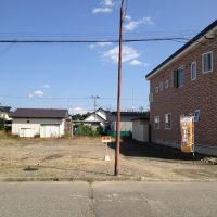 芽室町西6条9丁目1-2外観西から