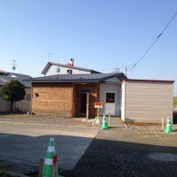 幕別町札内桜町46-9平屋外観北東側より