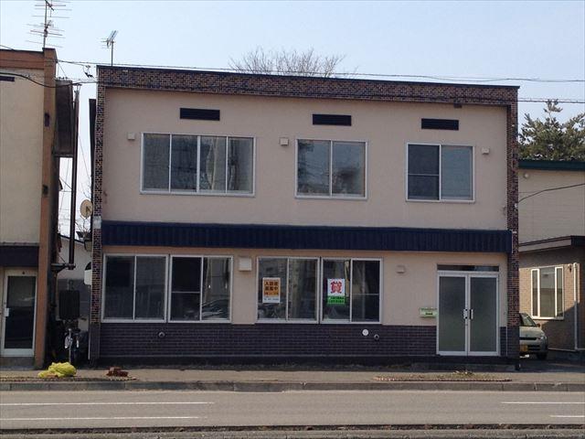 帯広市西三条南4丁目13-2_戸建賃貸外観