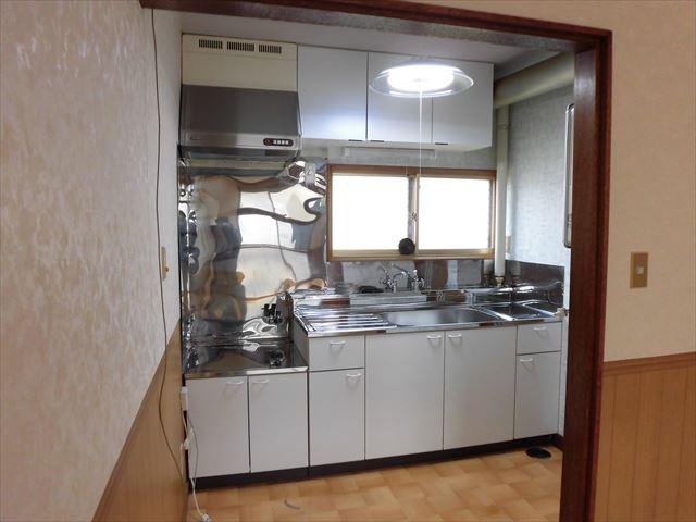 コーポ内柴D号室_キッチン