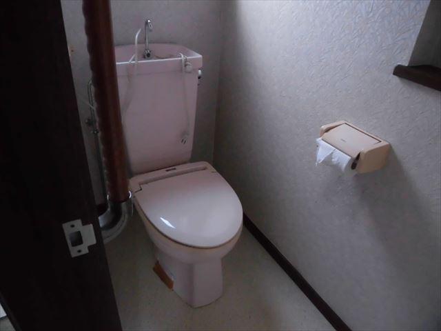 帯広市西17条南5丁目11-84_2階トイレ