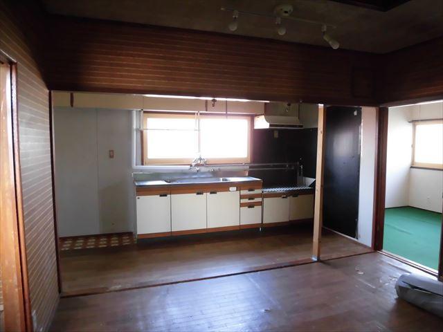清水町字人舞223-41_内観東側キッチン