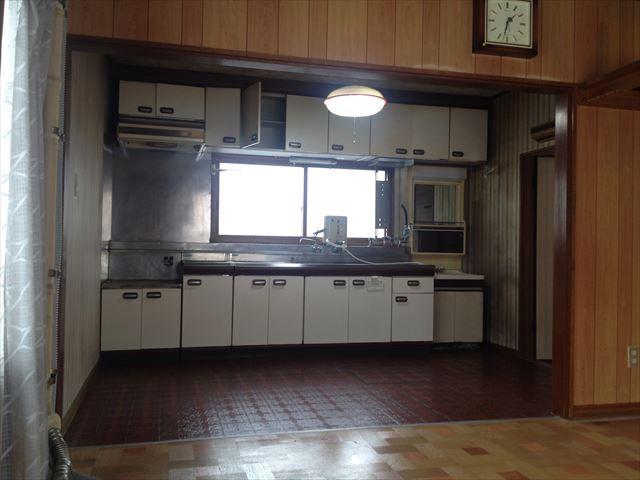 【芽室町6条9丁目1-22】キッチン