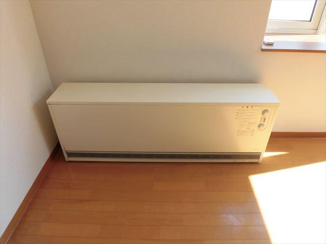 【リビングダイニング:暖房機器】TYコート