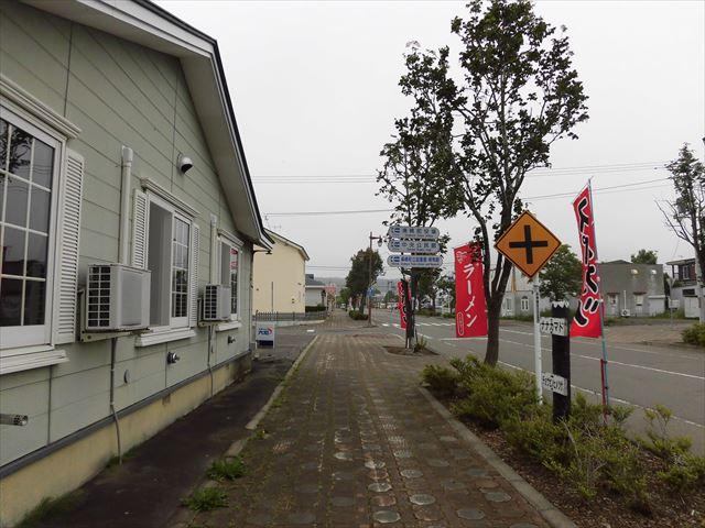 【外部:東から】浦幌町字幸町52-2