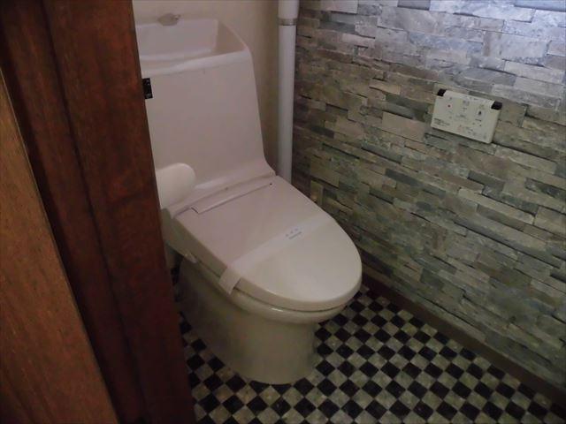 【ウィンブルド設備:トイレ