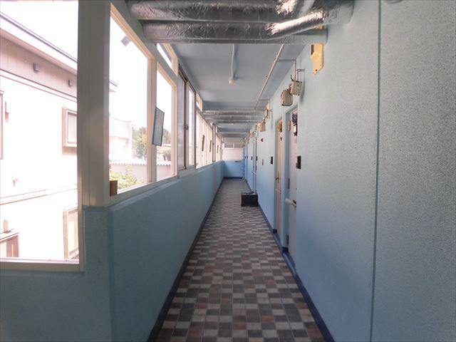 【チェルシー】共有:2F廊下