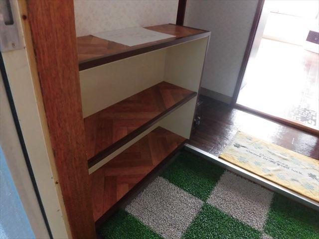 【チェルシー】室内:玄関下足箱